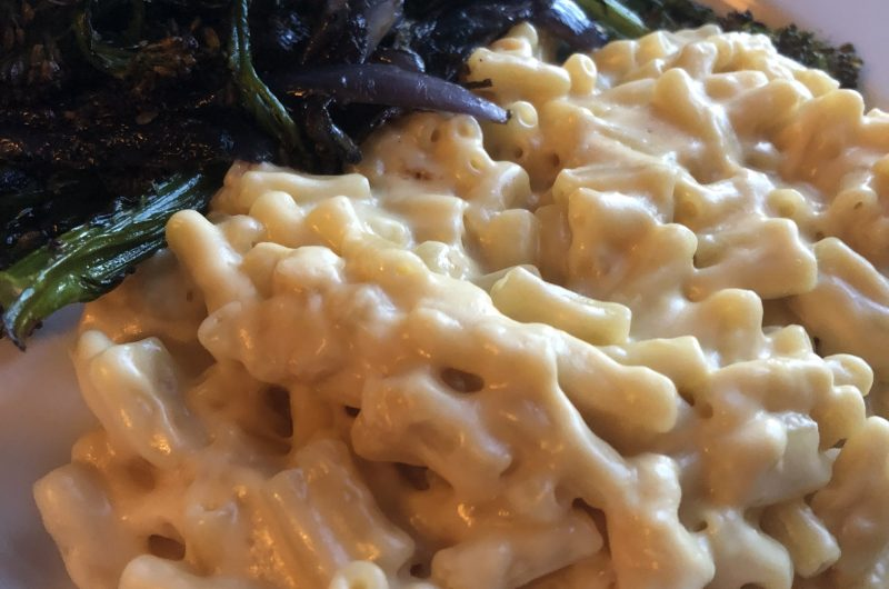 3 Ingredient Mac & Cheese